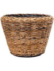 Drypot Abaca, Round, diam: 43cm, H: 30cm