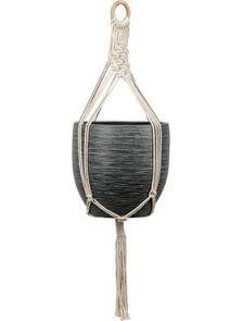 Bagdad, Rope For Hanger White (pot diam. 10 - 21 cm), L: 85cm