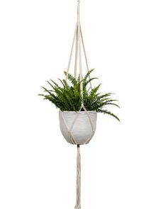 Bagdad, Rope For Hanger White (pot diam. 10 - 21 cm), L: 120cm