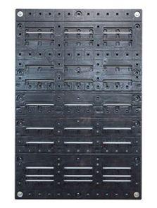 Spare part Grid-5075, Grid for tray 50/75 cm, L: 50cm, H: 2cm, B: 75cm