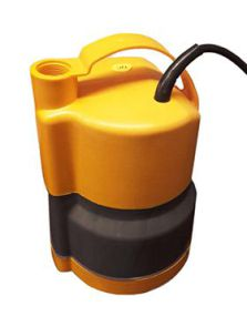 NextGen, Submersible pump with filter / up to 6 mtr.