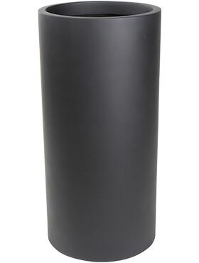 charm cylinder black diam 33cm h 68cm