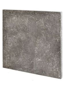 BioMontage, Panel lava grey square, L: 58cm, H: 3cm, B: 58cm