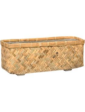 bohemian nouri s bamboo l 50cm h 21cm b 20cm