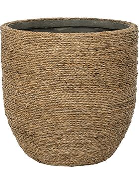 bohemian cody xs straw grass diam 17cm h 15cm