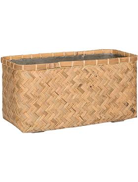 bohemian rafi s bamboo l 60cm h 31cm b 30cm
