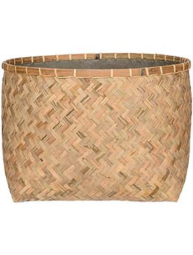 bohemian nala xl bamboo l 63cm h 41cm b 63cm