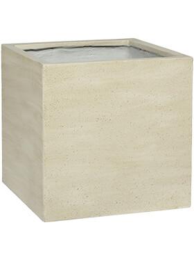 cement block m vertical beige washed l 40cm h 40cm b 40cm