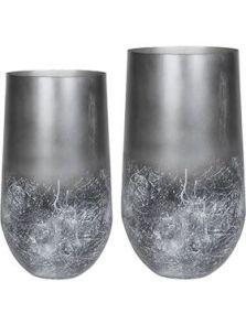 Elisa, Vase Mystic Earth (set van 2), diam: 41cm, H: 68cm