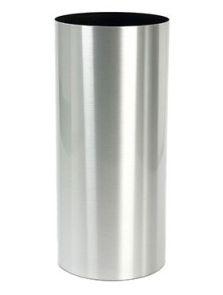 Alure Pilaro, Aluminium geborsteld gelakt, diam: 35cm, H: 90cm