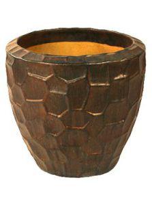 Cascara, Couple Relief Sepia, diam: 50cm, H: 50cm