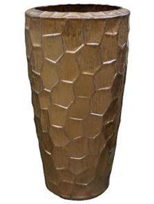 Cascara, Partner Relief Sepia, diam: 52cm, H: 95cm