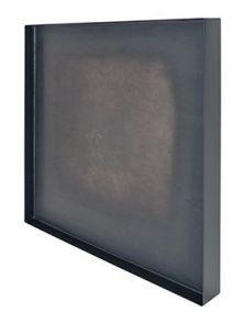Stiel Frame, L-profiel RAL 7016 mat, L: 70cm, H: 5cm, B: 70cm