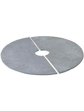 baq timeless cono inzetplaat hydro rond diam 385cm h 1cm