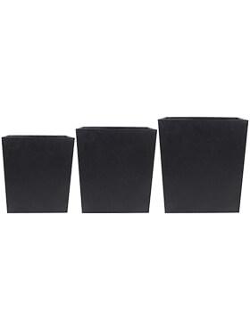 amfa divider black set van 3 l 76cm h 96cm b 34cm