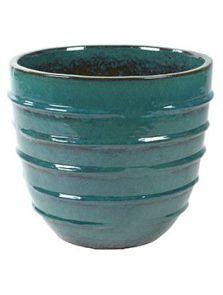Beauty, Couple Turquoise, diam: 56cm, H: 50cm