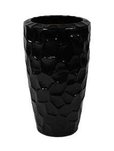 Cascara, Partner Relief Black Shiny, diam: 43cm, H: 75cm