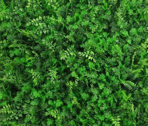 Vegetatie Fijn blad, B: 50 cm, L: 50cm, UV & Waterproof
