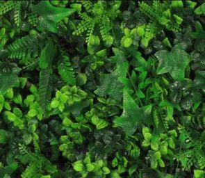Vegetatie Grof blad, B: 50cm, L: 50cm, UV & Waterproof