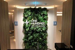 One Hundred Restrooms