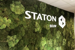Staton bouw