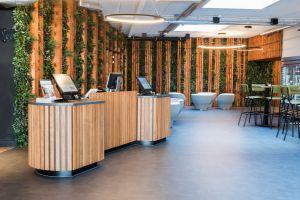 De beste keuze voor kantoor beplanting: plantenwanden