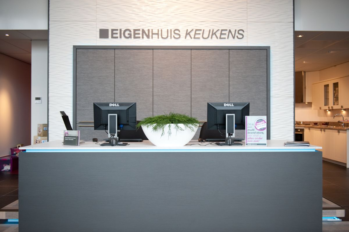 Eigen Huis Keukens : Eigenhuis keukens plantenman.nl